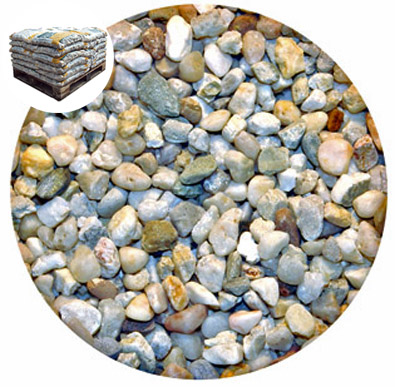 Kiln Dried Quartz Gravel 3-5mm