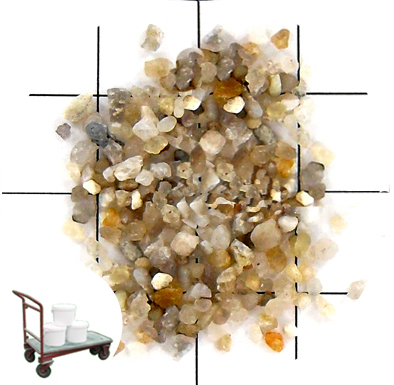 Sand - Marine Quartz - Coarse - Collect