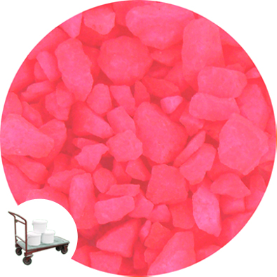 Aspen Crystal  - Day Glo - Bright Pink - Collect