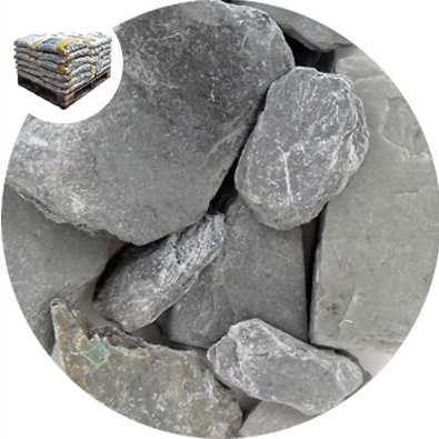 Crushed Slate Chips - Green - Small