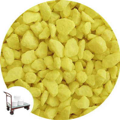 Marble Chippings - Banana - Collect