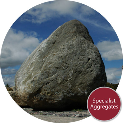 Specialist Aggregates Limited Feature Rocks Overall Considerations