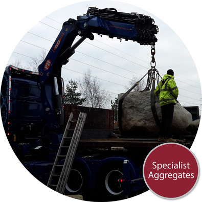Specialist Aggregates Limited Feature Rocks Movement