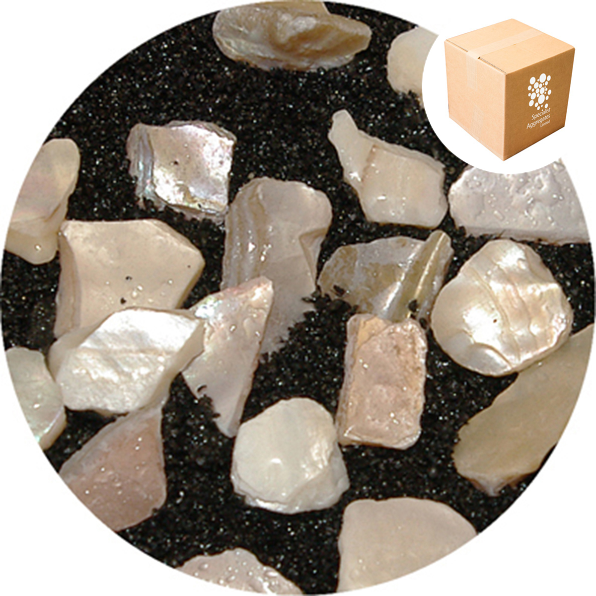 Mother Of Pearl Chippings
