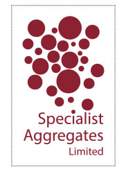 Specialist Aggregates Limited Logo Exclusion Zone