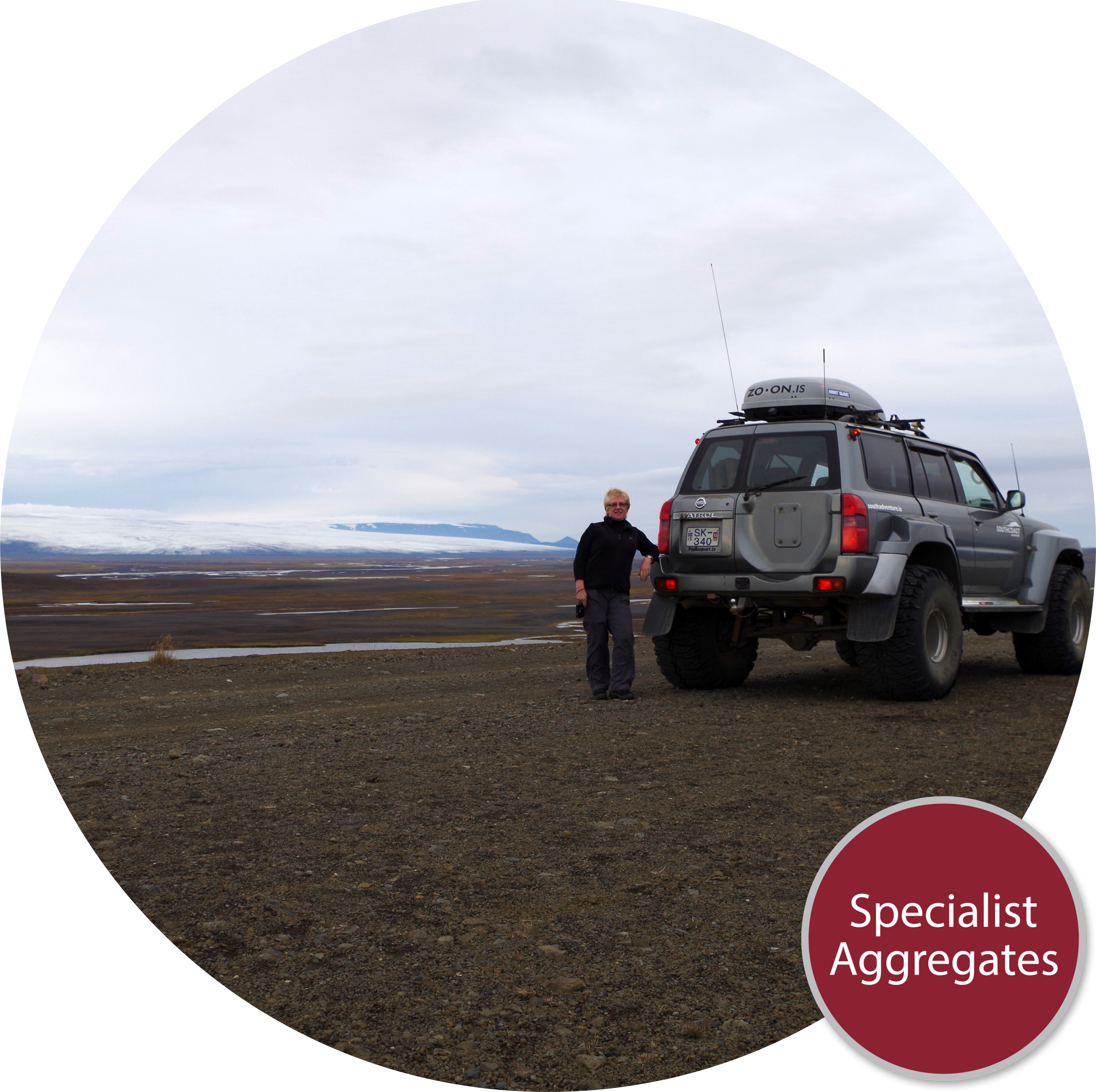 Specialist Aggregates Limited Feature Rocks Planning