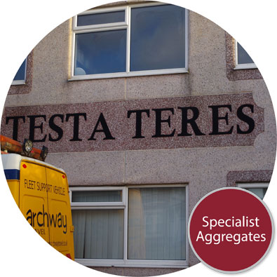 What happened to Testa Teres ?