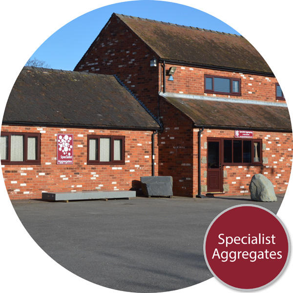 Specialist Aggregates Ltd Office