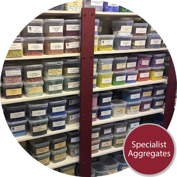 Specialist Aggregates Ltd Samples