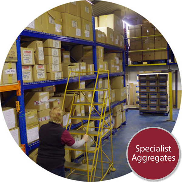 Specialist Aggregates Ltd Specialist Products