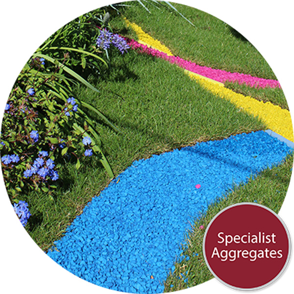 Specialist Aggregates Ltd Coloured