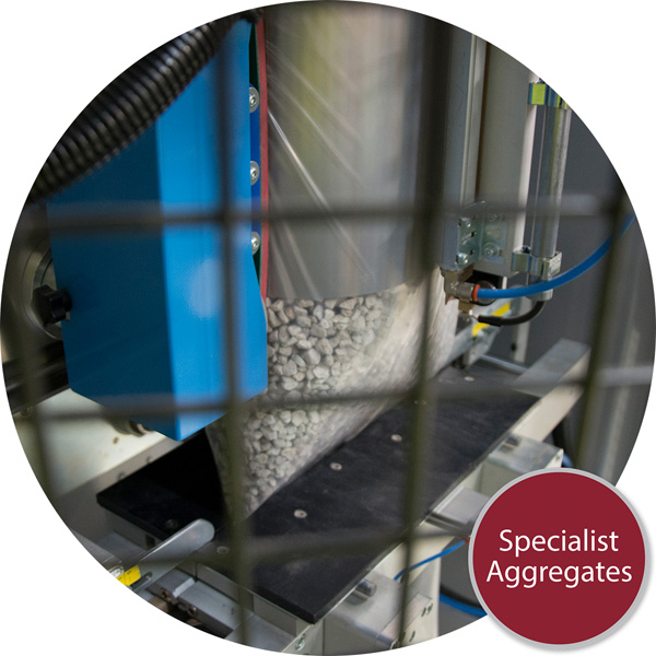 Specialist Aggregates Ltd Specialist Packaging