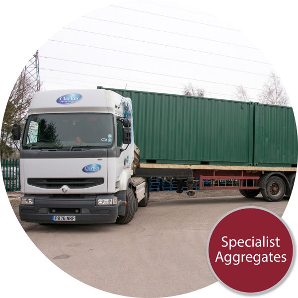 Specialist Aggregates Ltd Importers