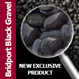 Bridport Black Gravel