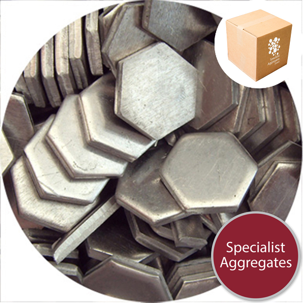 Aluminium Hexagonal Punchings
