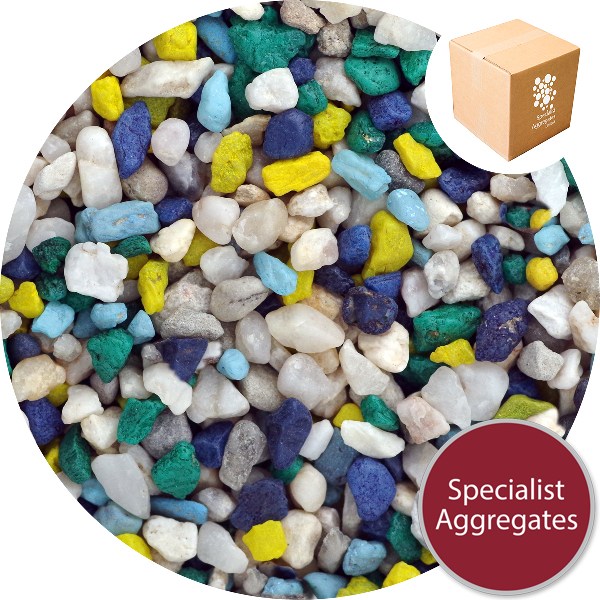 Aquarium Gravel - Natural Reef Mix