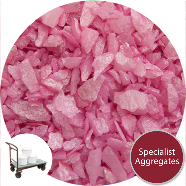 Aspen - Pink Silk Petals - Collect - 7270/6