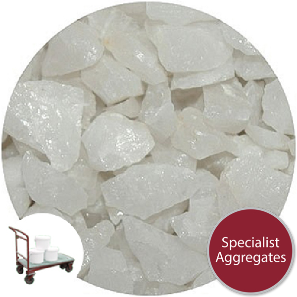 Aspen - White Crystal - Click & Collect