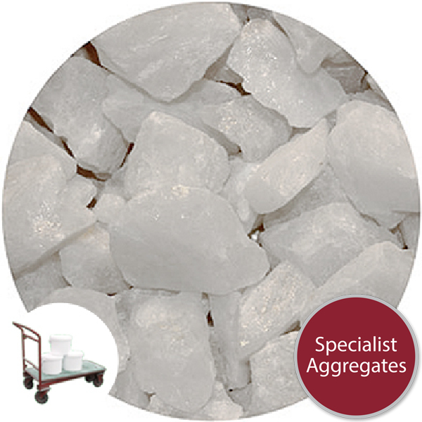 Aspen - White Crystal - Large - Collect