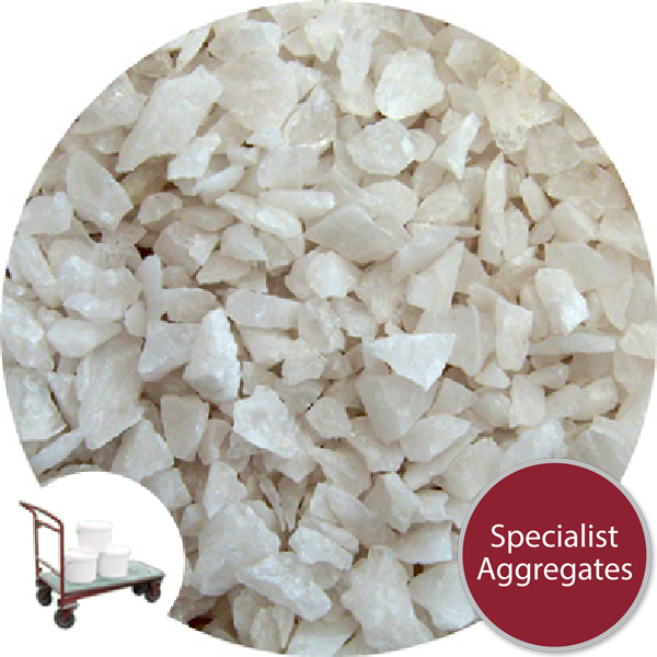 Aspen - White Crystal Petals - Collect