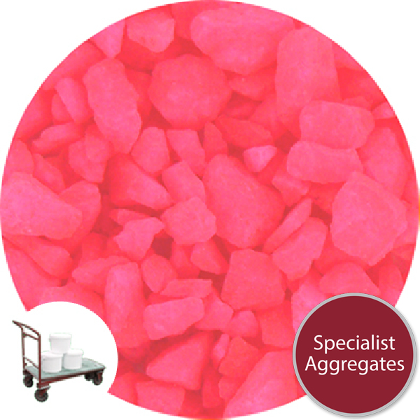 Aspen Crystal  - Day Glo - Bright Pink - Collect - 3937