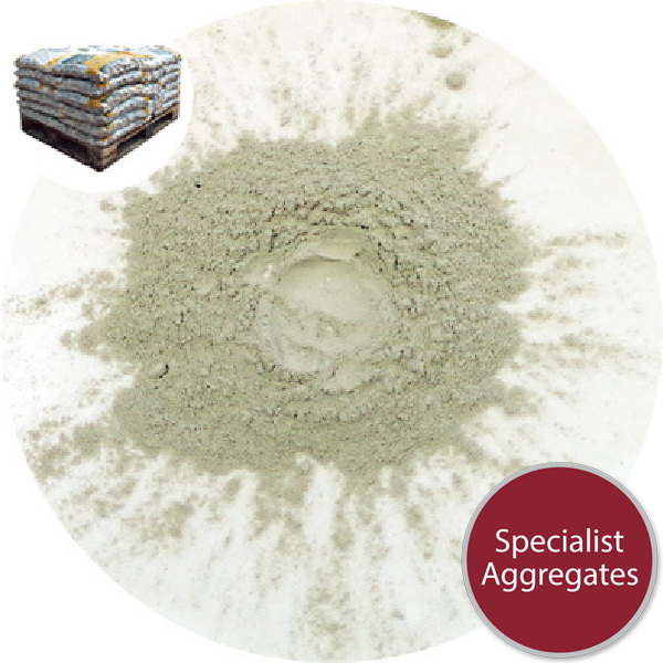 Bentonite Clay - Dusting Powder - Grey