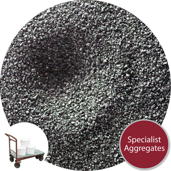 Black Volcanic Sand - Fine - Click and Collect