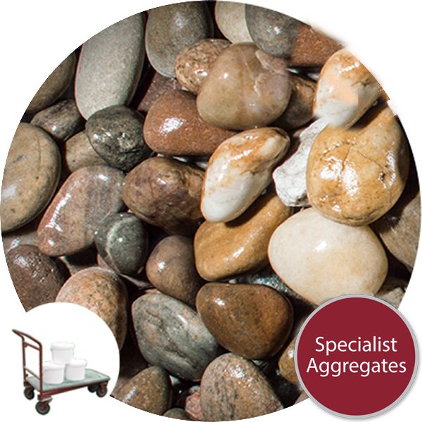 Caledonian Large Pebbles 30-50mm - Click & Collect
