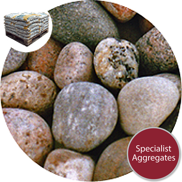 Caledonian Pebbles 50-80mm - 2401