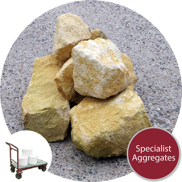 Cathedral City Rockery - Click & Collect