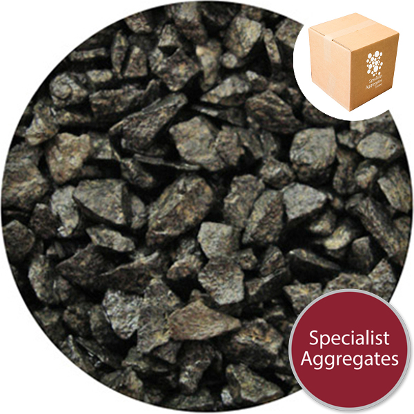Dashing - Volcanic Black Basalt - 3-8mm
