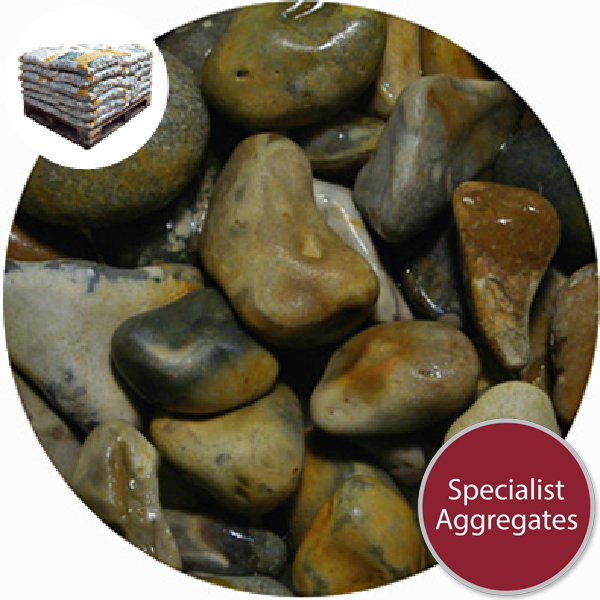 Flint Beach Pebbles - 2314