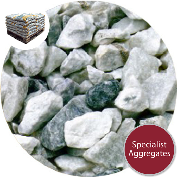 Gaelic Marble Chippings - 4514