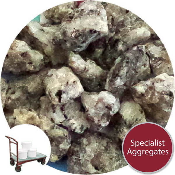 Granite Chippings - Levant Silver Grey - Click & Collect