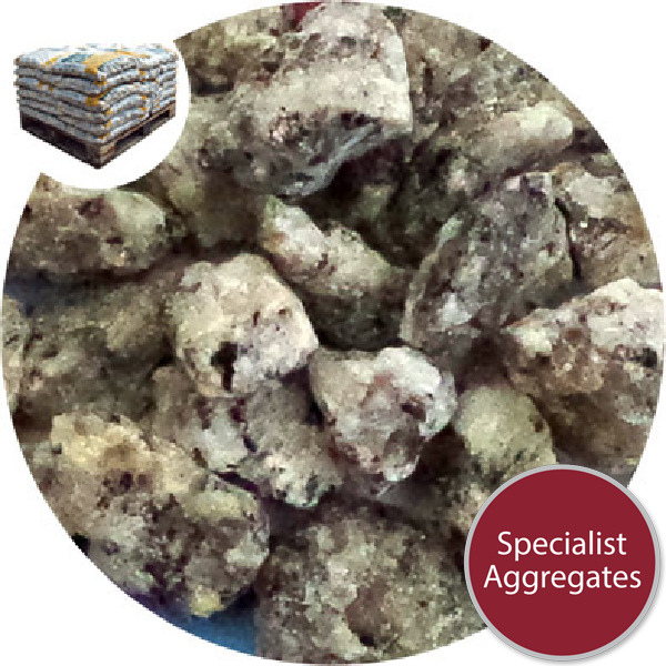 Granite Chippings - Silver Grey - 1132