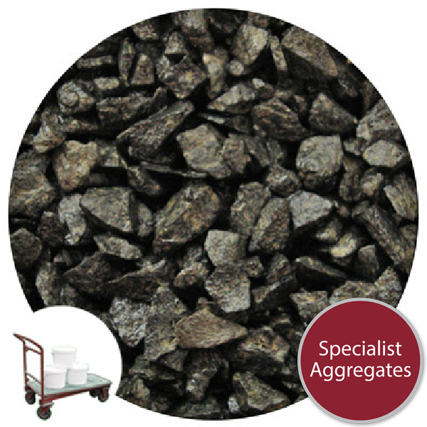 Granite Chippings - Volcanic Black - Click & Collect
