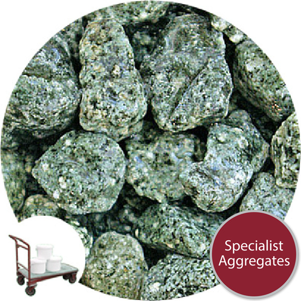 Granite Chippings - Wild Sage - Click & Collect