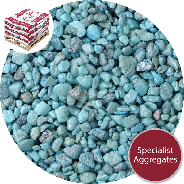 Gravel for Resin Bound Flooring - Blue Suede
