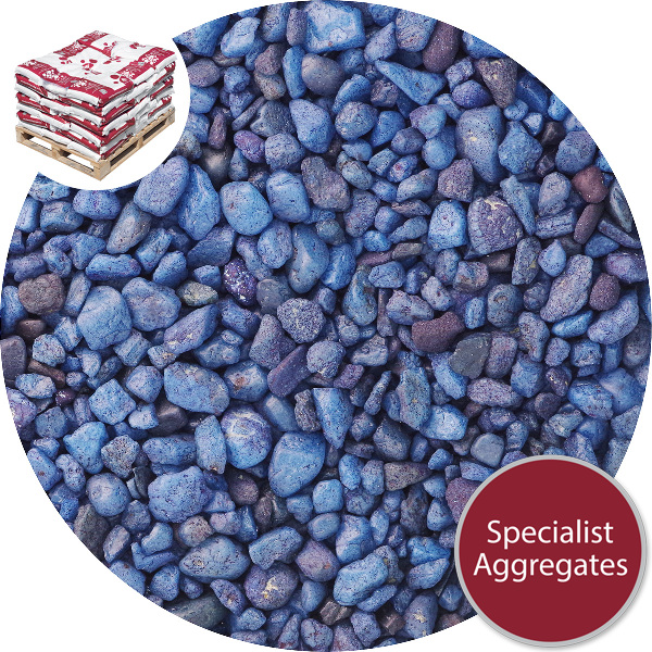 Gravel for Resin Bound Flooring - Sling Back Blue
