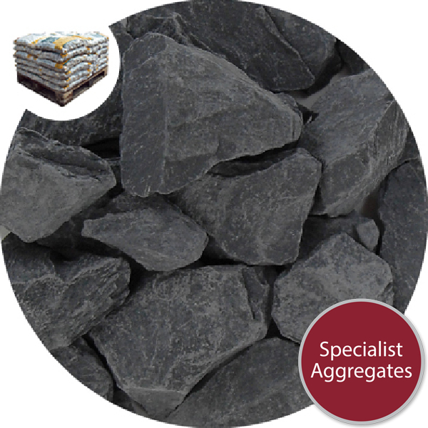 Gritstone Chippings - Black - 5115