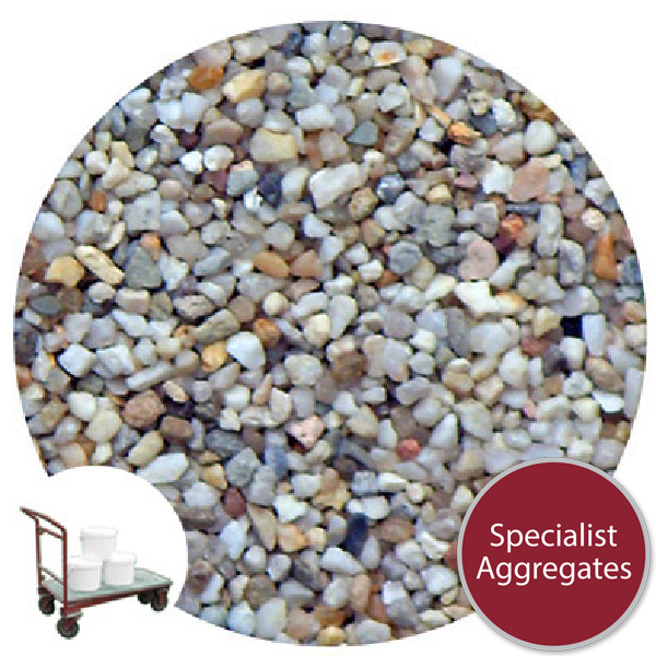 Kiln Dried Quartz Gravel 2-3mm - Collect