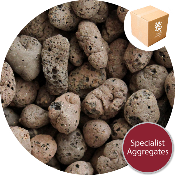 Leca® 10-20mm Lightweight Expanded Clay Aggregate
