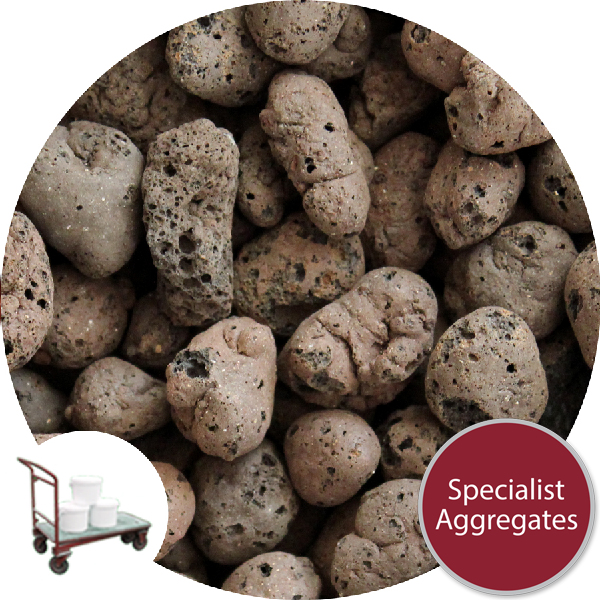 Leca® 10-20mm Lightweight Expanded Clay Aggregate - Collect