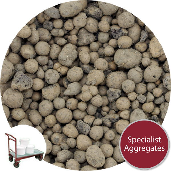 Leca® 4-10mm Lightweight Expanded Aggregate - Collect