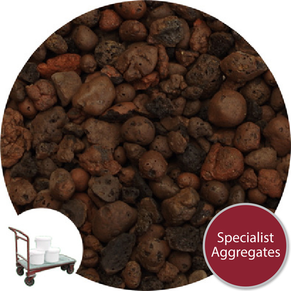 Leca<sup>®</Sup> LWA 4-10mm Lightweight Expanded Aggregate - Click & Collect
