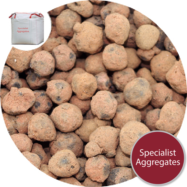 Lytag Geo fill® 8-14mm Lightweight Aggregate