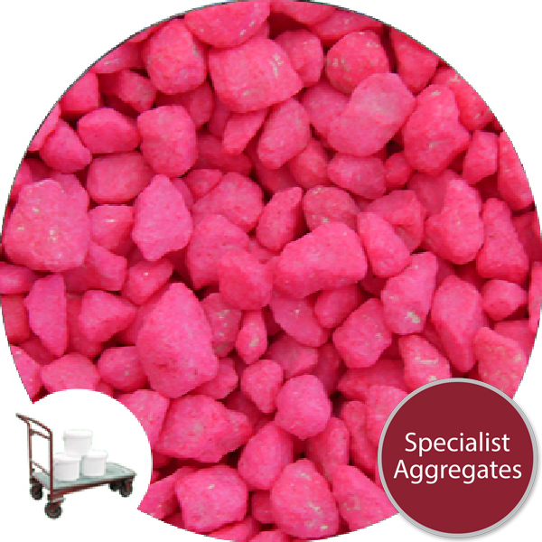 Marble Chippings - Pink - Collect - 7324