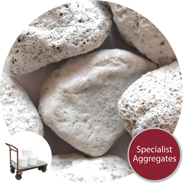 Pumice Cobbles - Collect