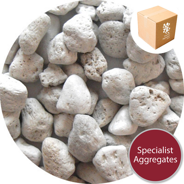 Red Pumice Stone : Pumice gravel from specialist aggregates buy online