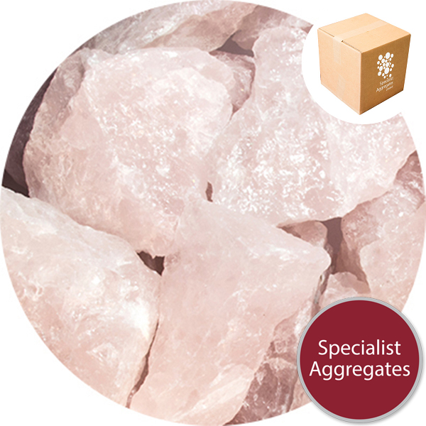 Rose Pink Quartz - Extra Large - 6928